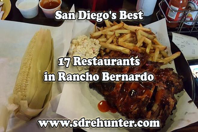 Rancho Bernardo San Diegos Best 17 Restaurants In 2018