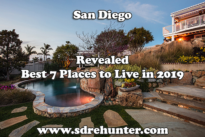 Revealed: San Diego's Best 7 Places to Live 2019 | 2020 (Updated)