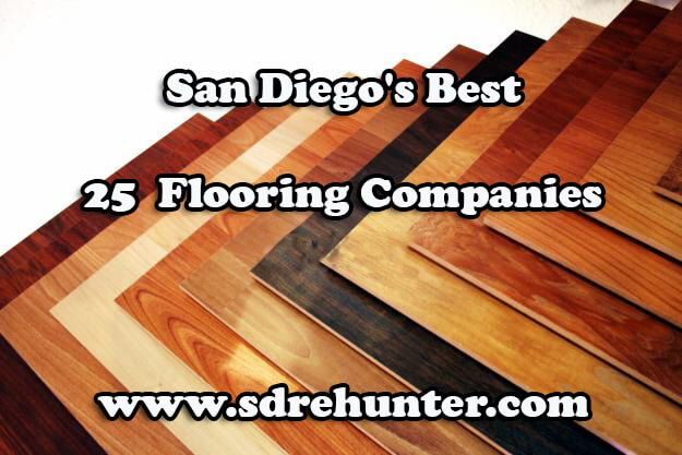 San Diegos Best 25 Flooring Companies in 2018
