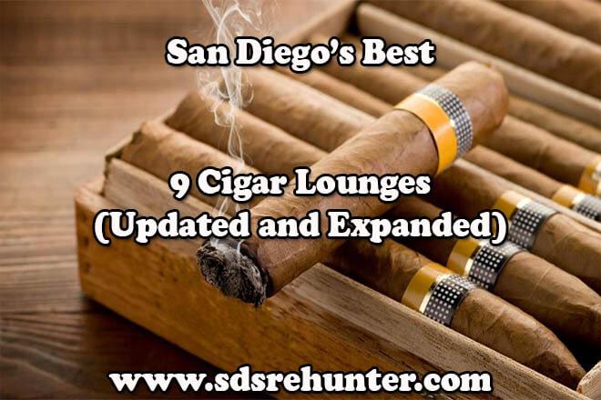 Best Smoker 2020 San Diego's Best 9 Cigar Lounges 2019 | 2020 (Updated)