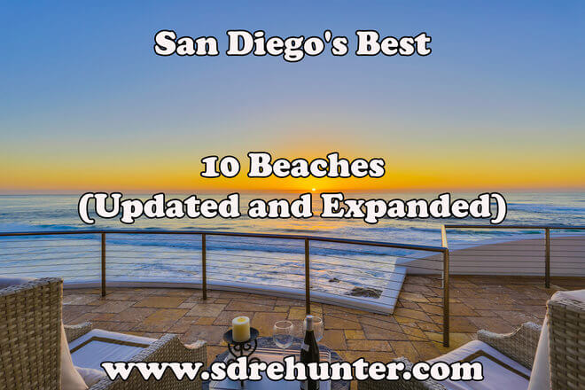 San Diego's Best 10 Beaches in 2018 (Updated and Expanded)