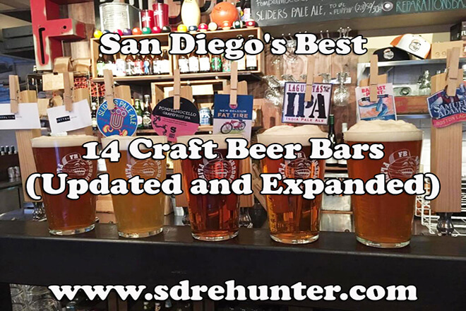 Best Beers 2020 San Diego's Best 14 Craft Beer Bars 2019 | 2020 (Updated)