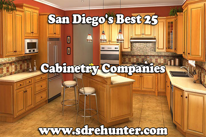 San Diego S Best 25 Cabinetry Companies 2019 2020