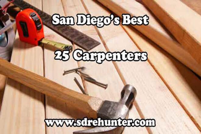 San Diego S Best 25 Carpenter Companies 2019 2020