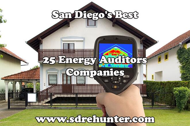 San Diego's Best 25 Energy Auditors Companies in 2017