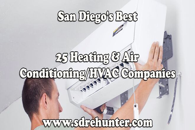 Best Air Conditioners 2020 San Diego's Best 25 Heating & Air Conditioning/HVAC Companies 2019