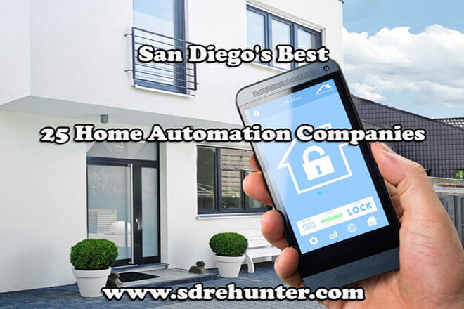 San Diego's Best 25 Home Automation Companies in 2017