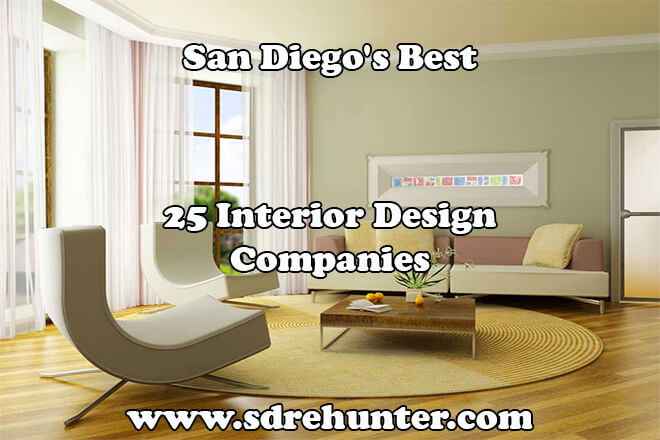 San diego 39 s best 25 interior design companies in 2018 Interior design companies in san francisco