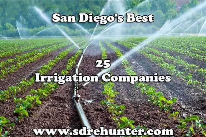 best sprinkler heads 2020 San Diego's Best 25 Irrigation Companies 2019 | 2020
