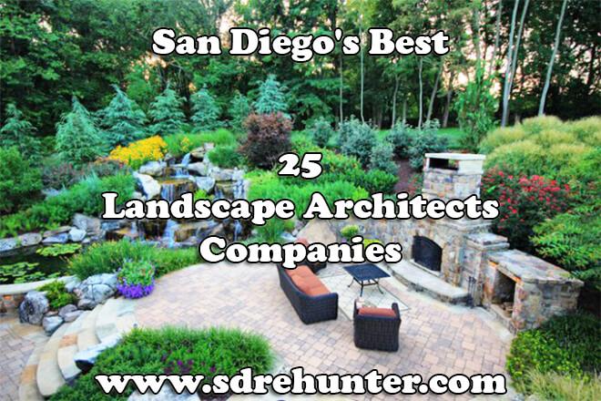 San Diego S Best 25 Landscape Architects Companies 2020 2021