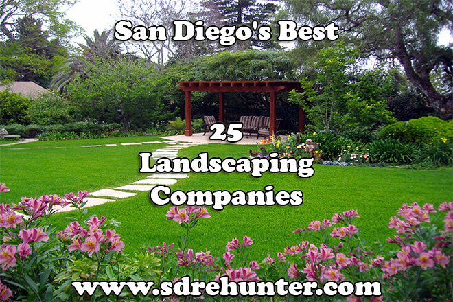 San Diego's Best 25 Landscaping Companies in 2018 (Updated) - San Diego's Best 25 Landscaping Companies In 2018