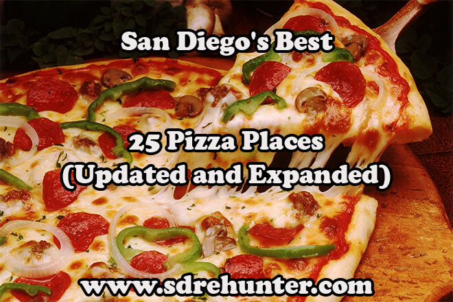 Best Pizza In Chicago 2020 San Diego's Best 25 Pizza Places 2019 | 2020 (Updated)