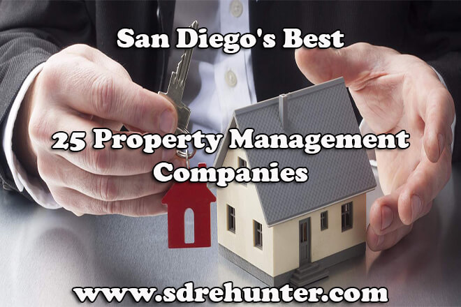 San Diego's Best 25 Property Management Companies in 2017