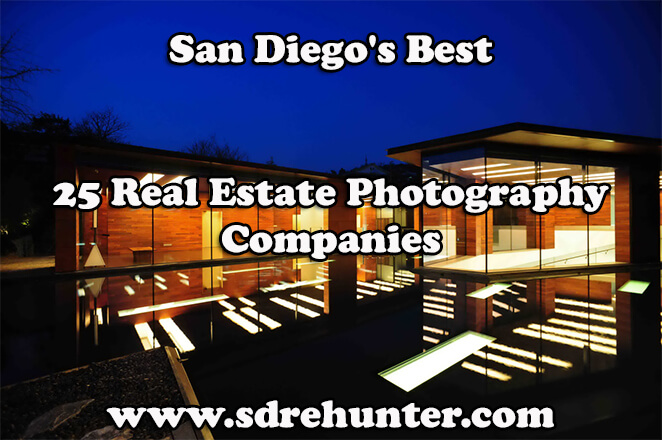 San Diego's Best 25 Real Estate Photography Companies 2019