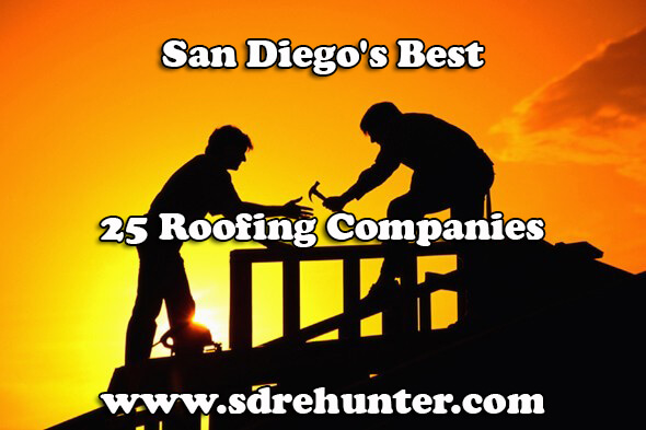 Best Roofing Shingles 2020 San Diego's Best 25 Roofing Companies 2019 | 2020