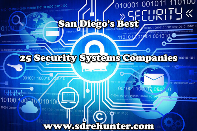 Best Security System 2020 San Diego's Best 25 Security Systems Companies 2019 | 2020