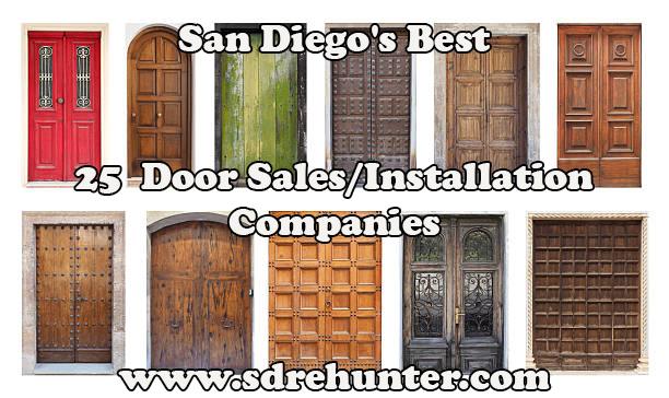 San Diego's Best 25  Door Sales/Installation Companies in 2017