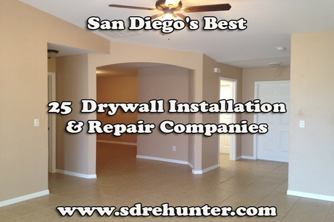 Best Ceiling Fans 2020 San Diego's Best 25 Drywall Installation & Repair Companies 2019