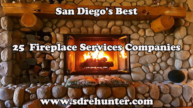 San Diego's Best 25  Fireplace Services Companies in 2018
