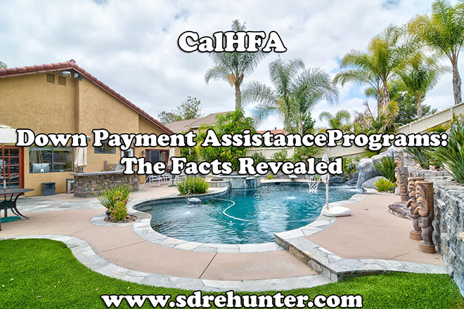 San Diego CalHFA Down Payment Assistance Programs