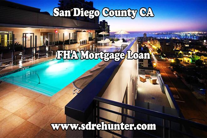 San Diego FHA Mortgage Loans