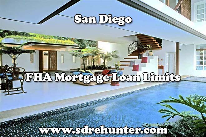 San Diego FHA Mortgage Loan Limits (2018 Update)