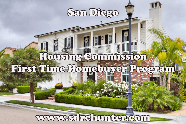 First Time Home Buyer 2020.San Diego Housing Commission First Time Homebuyer Program