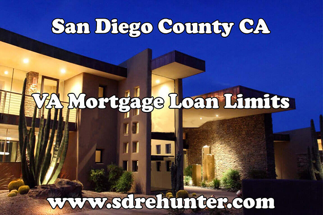 San Diego VA Mortgage Loan Limits (2019 | 2020 Update)