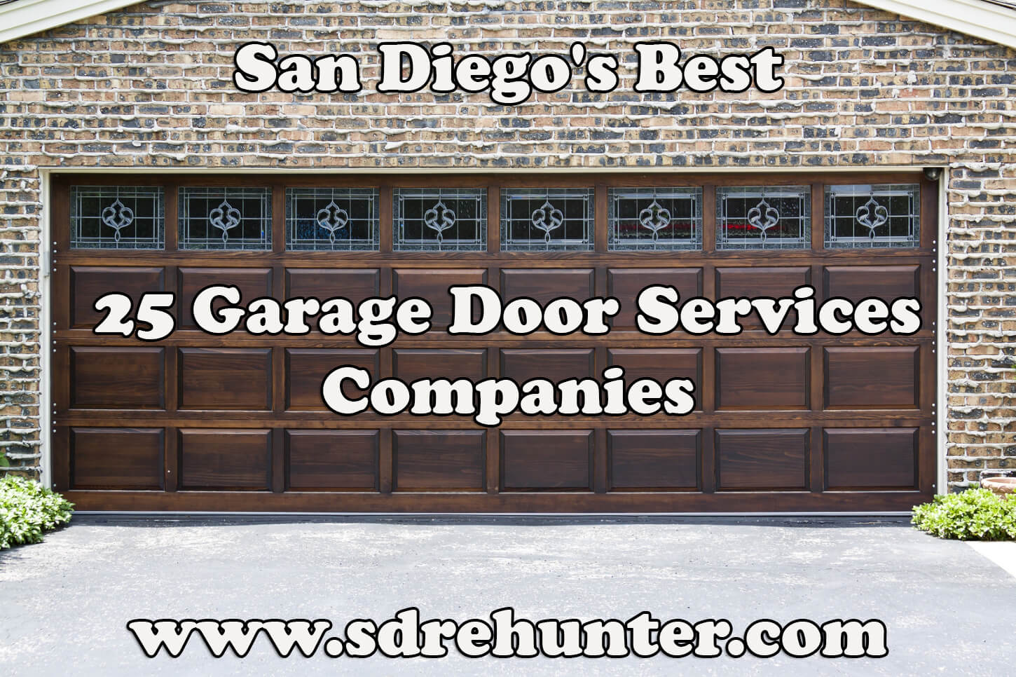 & San Diegou0027s Best 25 Garage Door Services Companies in 2018