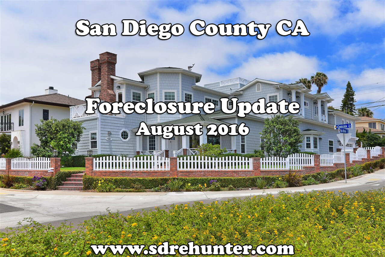 comely garden state home loans.  San Diego County CA Foreclosure Update August 2016