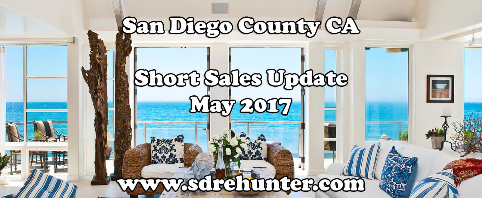 San Diego County CA Short Sales Update - May 2017