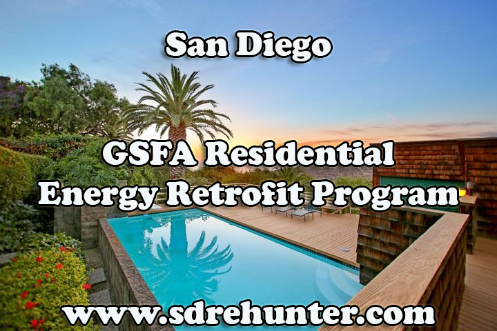 San Diego GSFA Residential Energy Retrofit Program (2017 Update)
