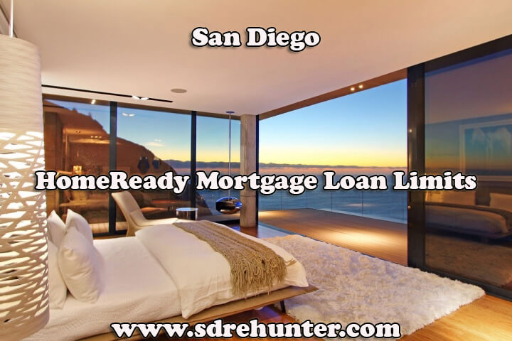 San Diego HomeReady Mortgage Loan Limits (2017 Update)