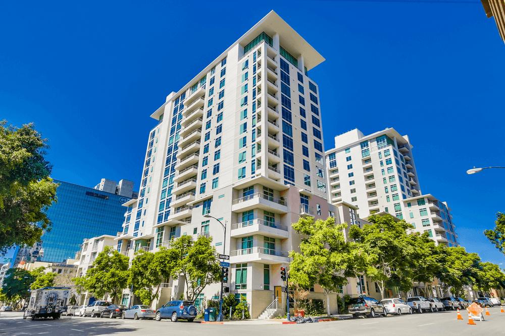 Acqua Vista Downtown San Diego CA Real Estate Market Report 2018
