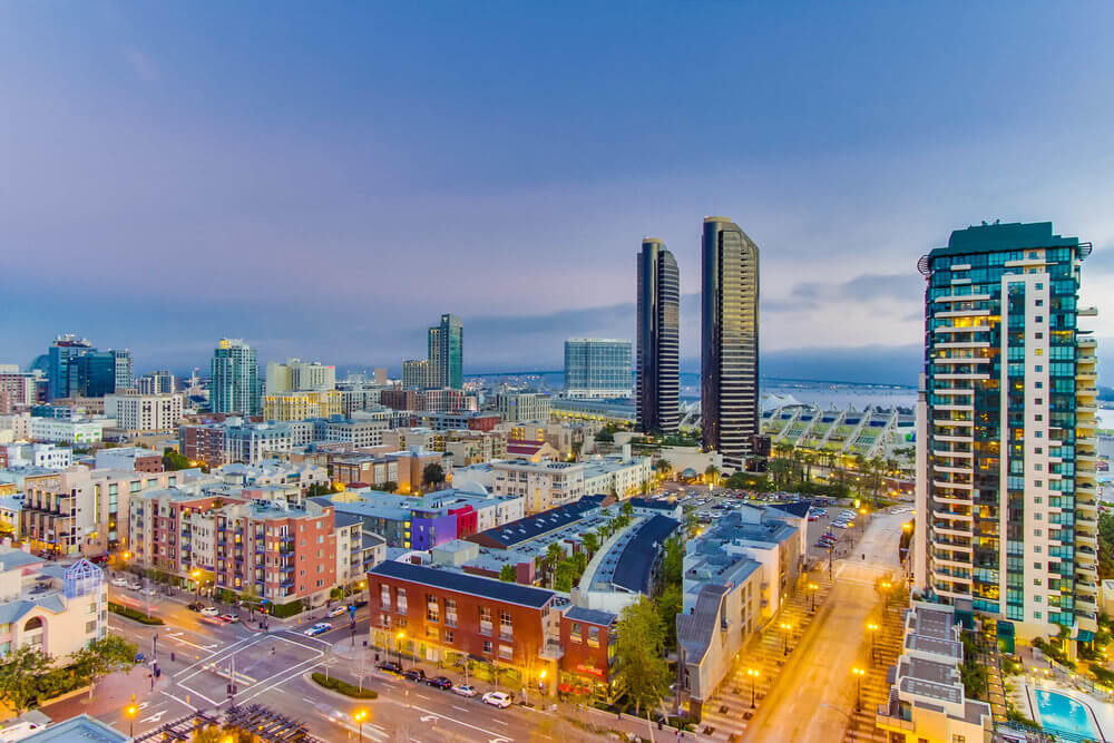 City Walk Downtown San Diego CA Real Estate Market Report 2018