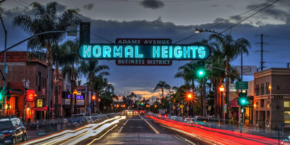 Normal Heights San Diego CA Real Estate Market Report 2018