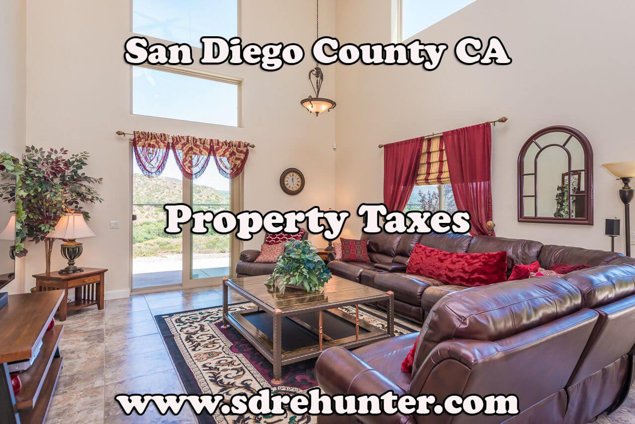 San Diego County CA Property Taxes (2017 Update)