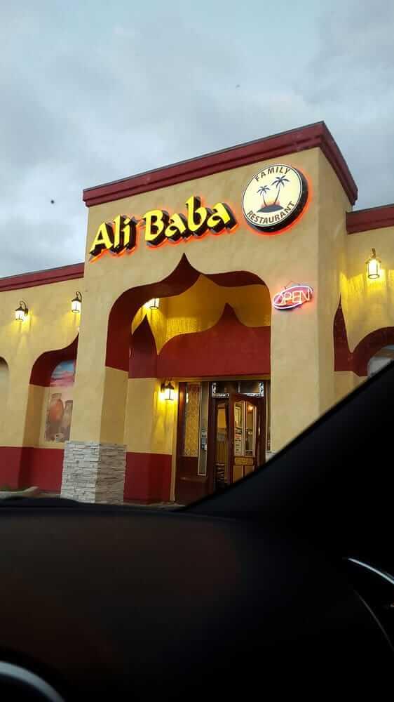 El cajon san diego 39 s best 17 restaurants in 2018 for Ali baba s middle eastern cuisine