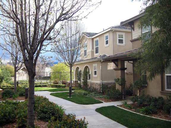 Valencia Creekside Windsor Homes