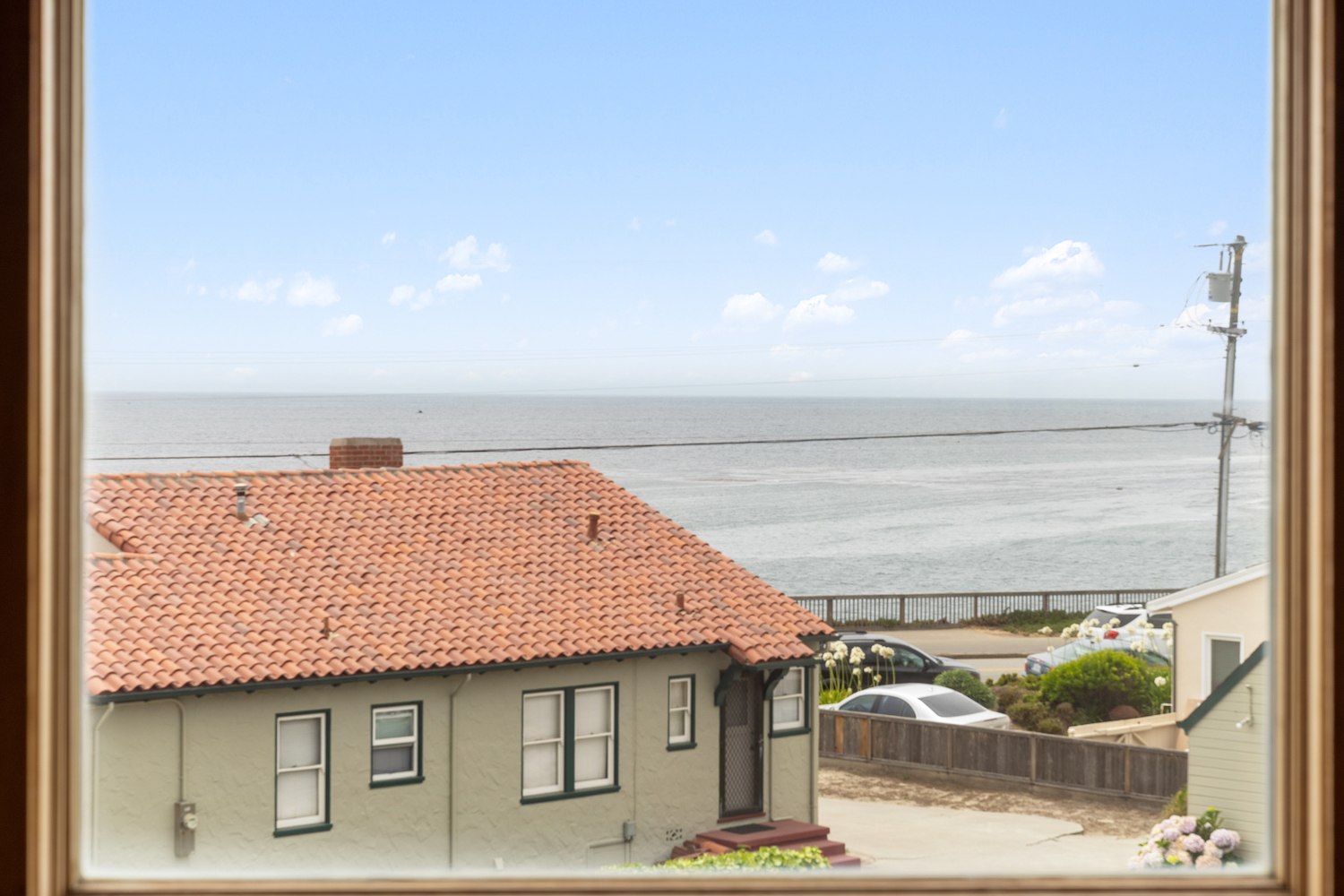 127 bethany curve - ocean view from house