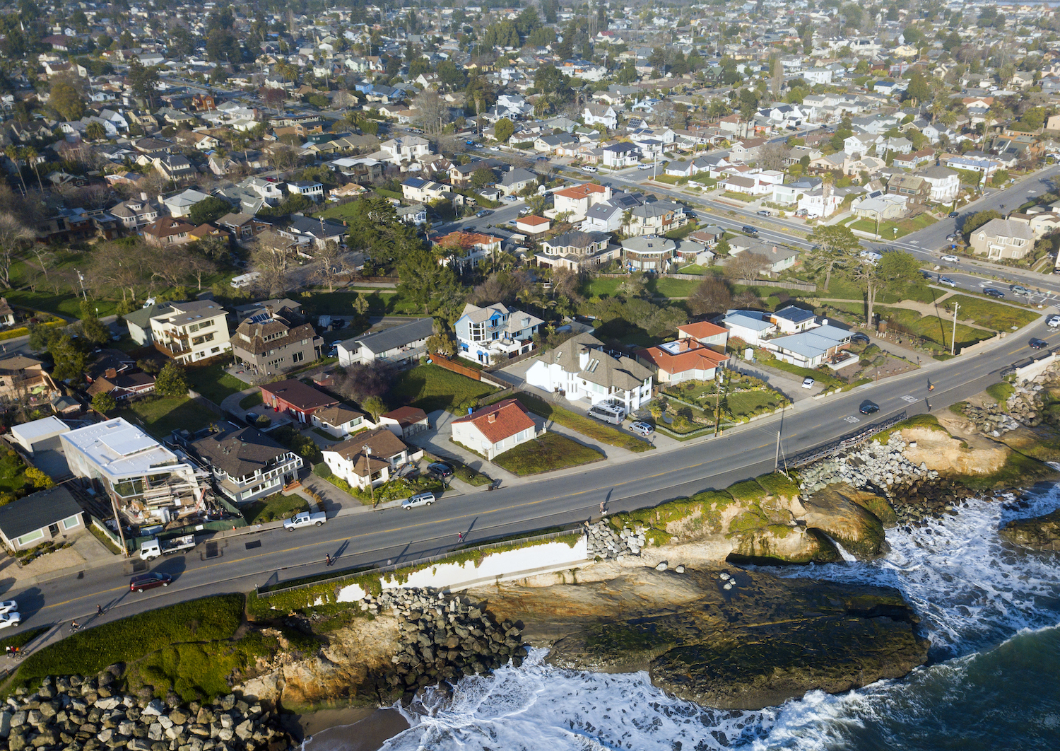 127 bethany curve - ocean view of west cliff drive