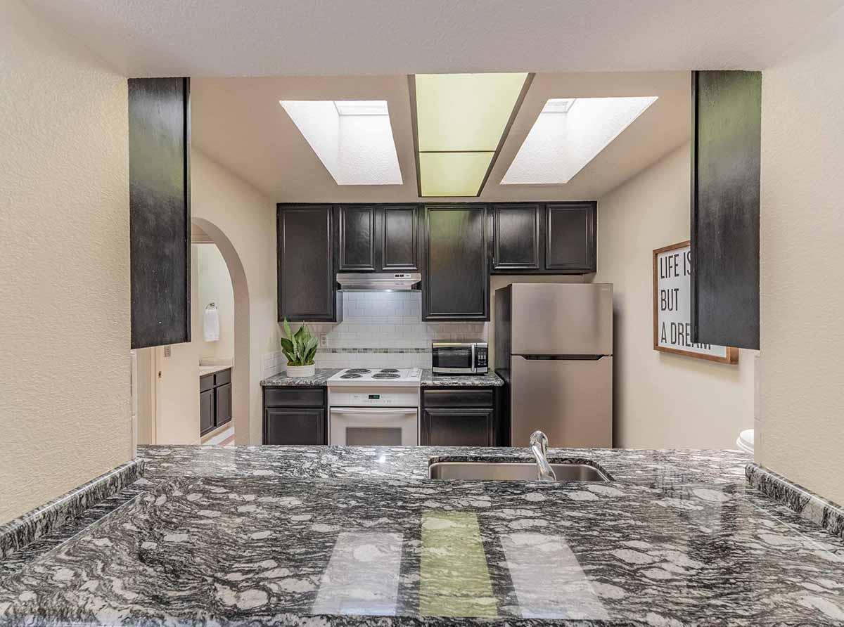 updated kitchen santa cruz