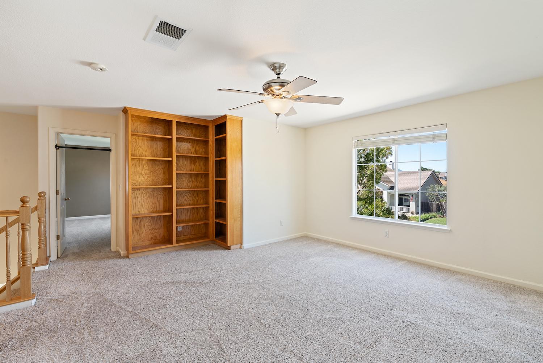 2241 glenview dr - wooden bookshelves