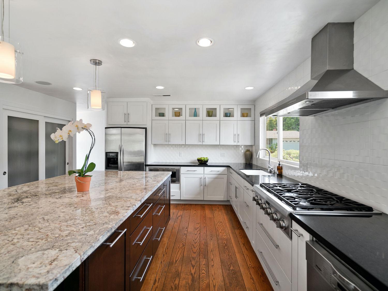 239 ross street santa cruz - kitchen