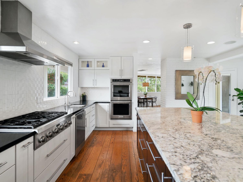 239 ross street santa cruz - updated kitchen with island