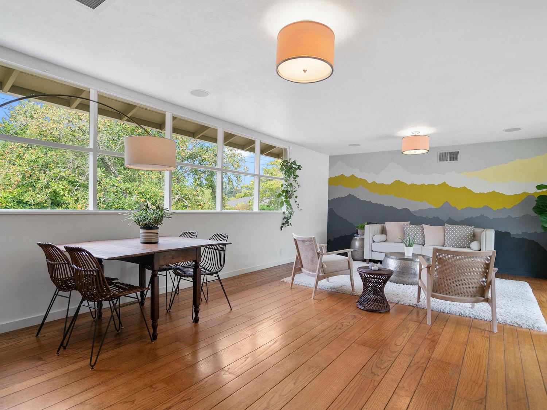 239 ross street santa cruz - dining room
