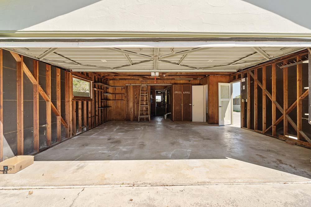 garage view alternative