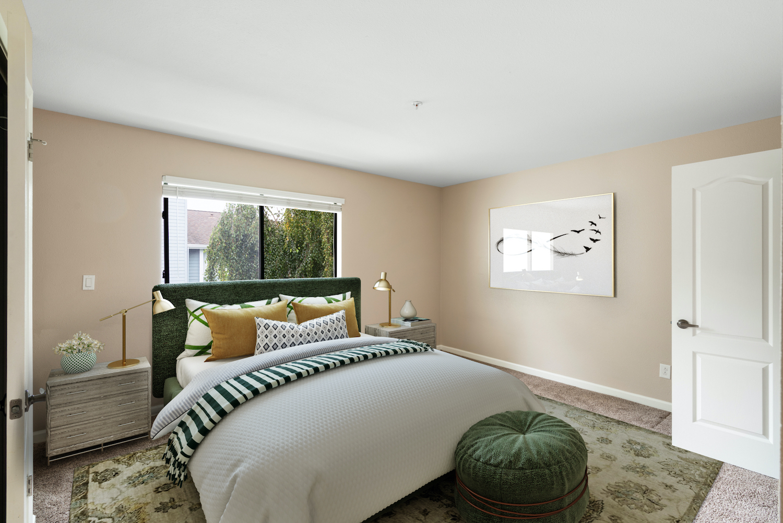 41 grandview street - master bedroom furnished