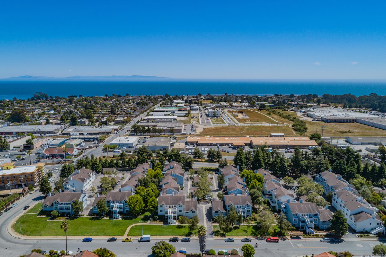 41 grandview street - aerial view of property