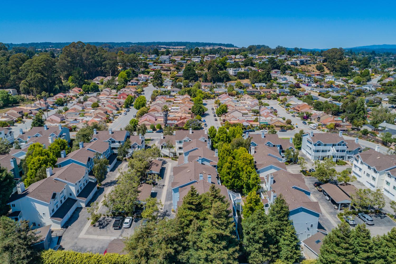 41 grandview street - aerial view of propertye